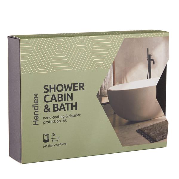 euromotors hendlex shower cabin and bath